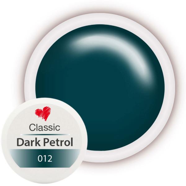 Classic Farbgel 012 Dark Petrol 5ml