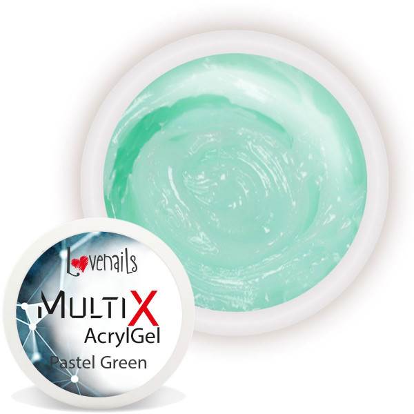 Multi-X AcrylGel Pastel Green 15ml