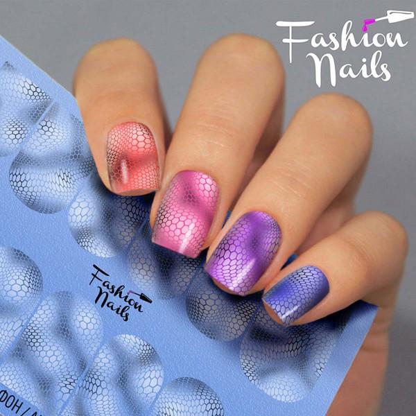 Airbrush Nail Slider 14
