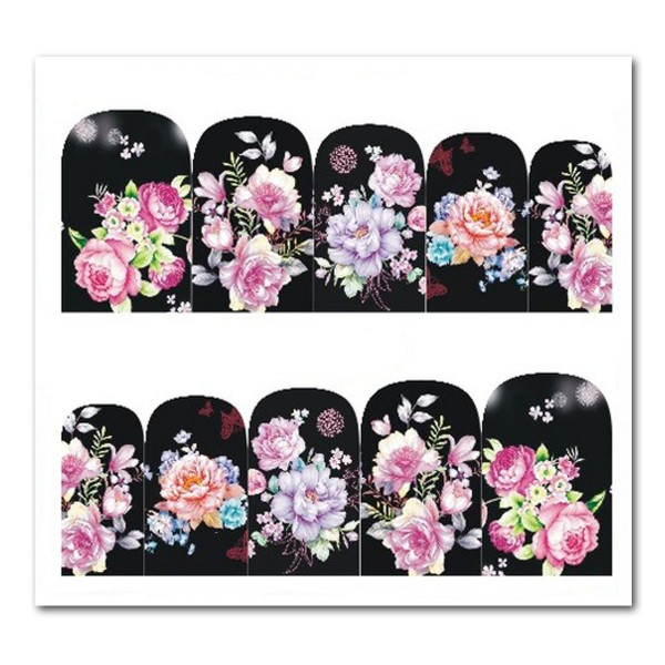 Blume Nailart Tattoo Wraps Slider
