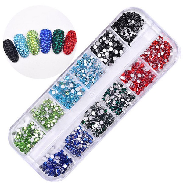 Strass Box Mix 3