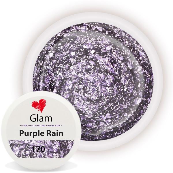 Glam Farbgel 170 Purple Rain 5ml