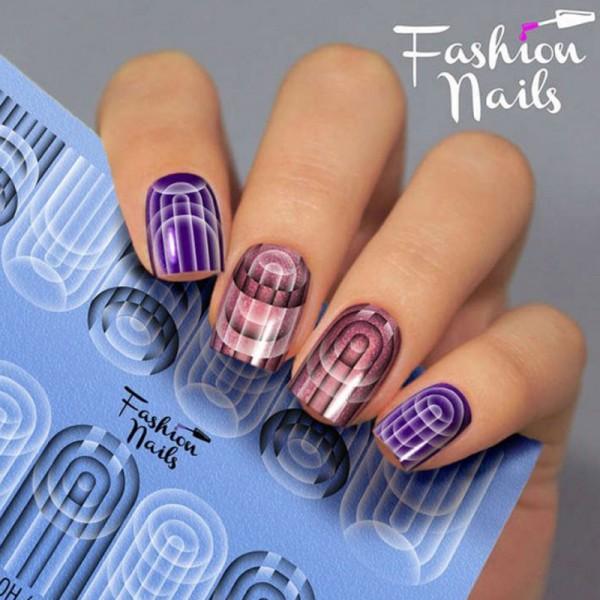 Airbrush Nail Slider 18