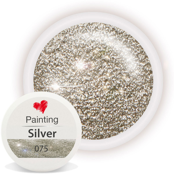 Painting Gel 075 Silver 5ml