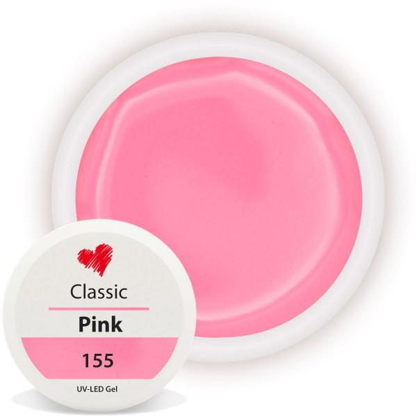 Classic Farbgel Pink Nailart