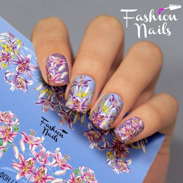 Airbrush Nail Slider 36