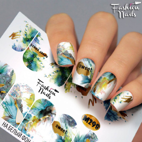 Metallic Slider von FashionNails