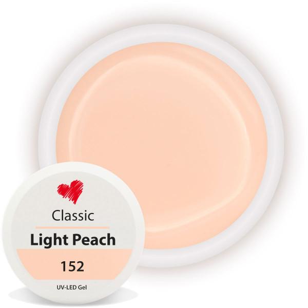 Light Peach Classic Farbgel Modellage