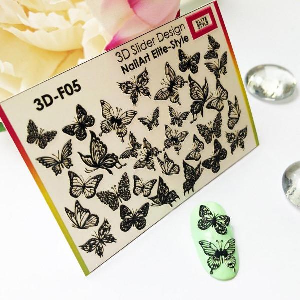 3D Nail Silder F05