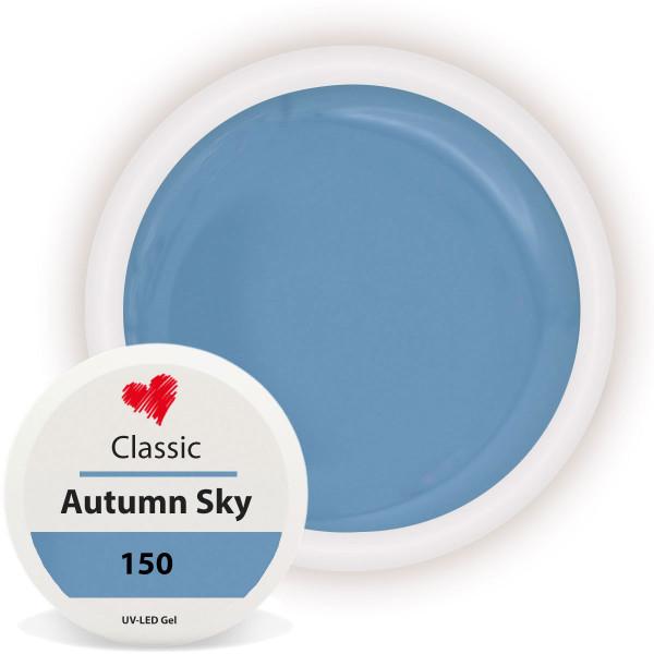 Autumn Sky UV Farbgel Classic Nude