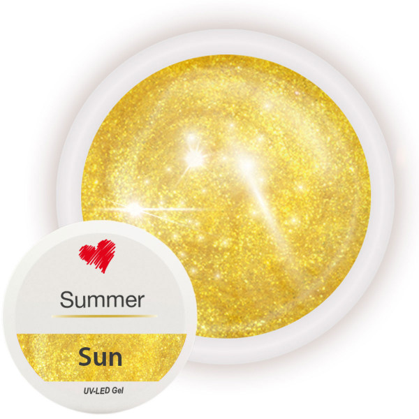 Summer Farbgel Sun 5ml