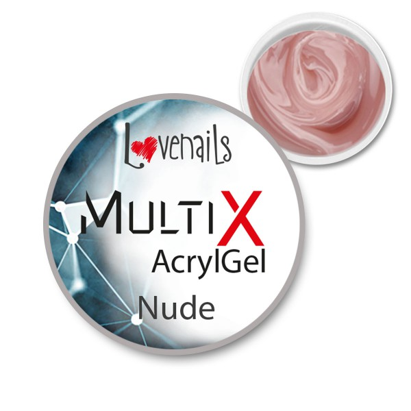 Multi-X AcrylGel Nude 30ml