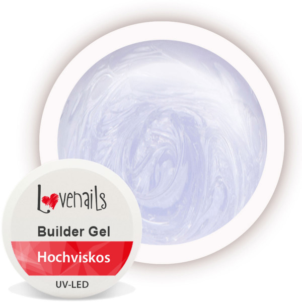 Builder Gel 15ml Hochviskos