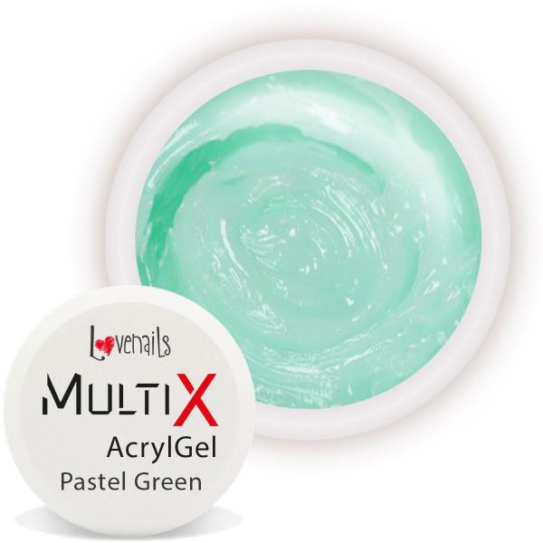 Multi-X AcrylGel Pastel Green 5ml