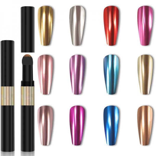 Pigment Stift Magic Chrome nailart