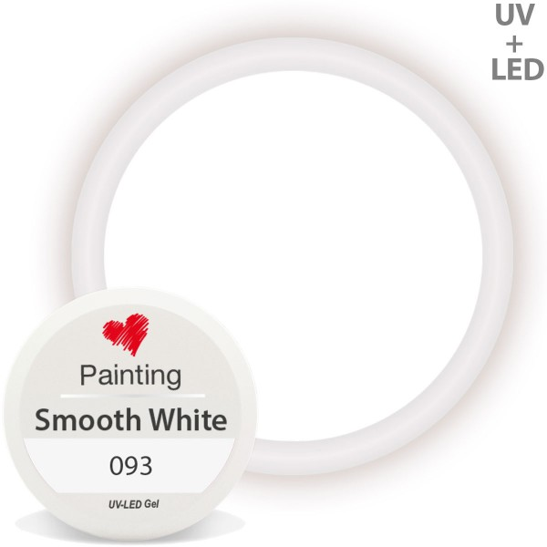 Painting Gel 093 Smooth White 5ml