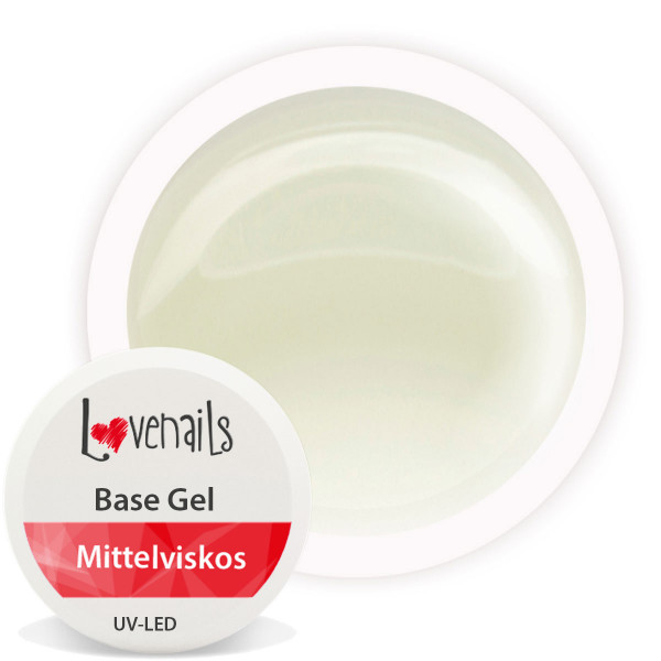 Base Gel 15ml Mittelviskos