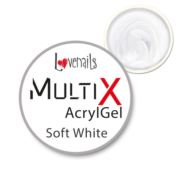 Multi-X AcrylGel Soft White 5ml