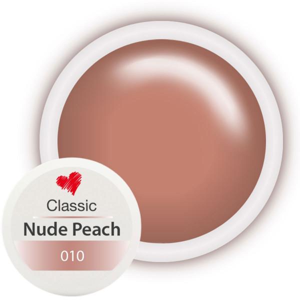 Classic Farbgel 010 Nude Peach 5ml