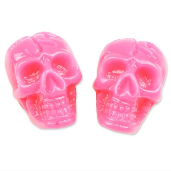 Overlay 77 - Totenkopf Pink
