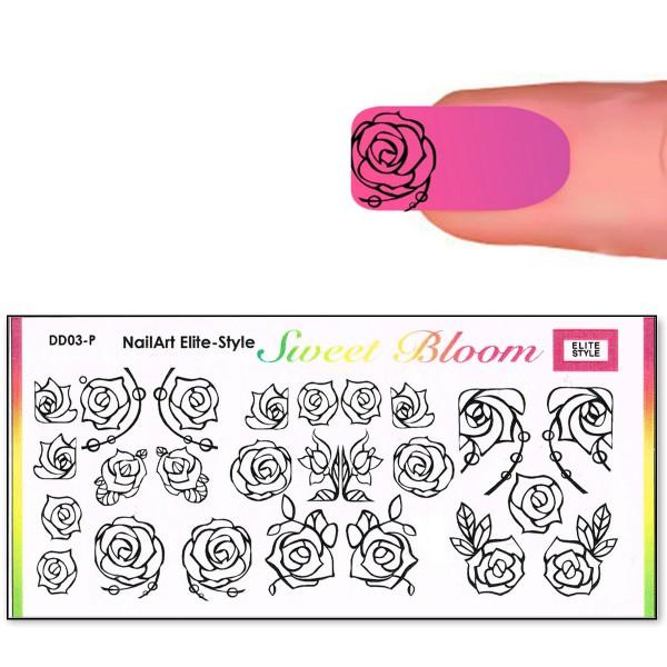Silder Sweet Bloom DD03