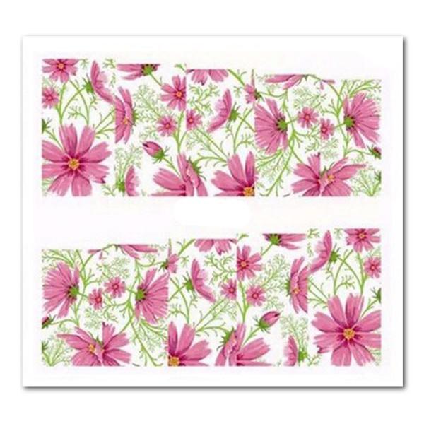 Nailart Tattoo Blume Nr. 56
