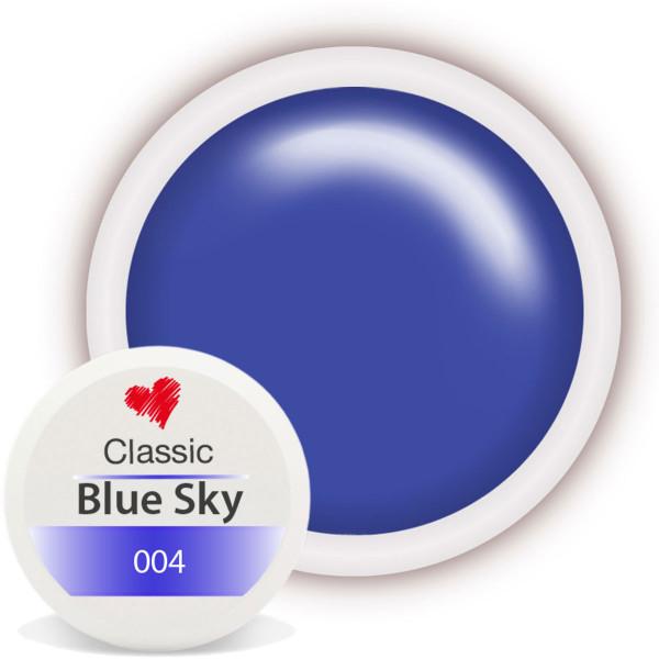 Classic Farbgel 004 Blue Sky 5ml