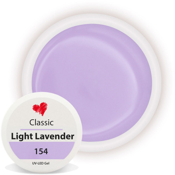 Light Lavender UV Farbgel Classic