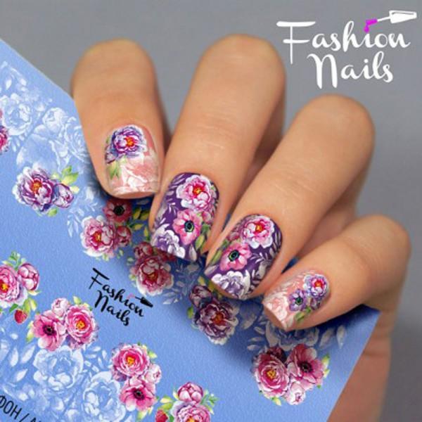 Airbrush Nail Slider 33