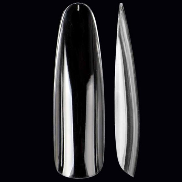 120 XXL Press-On Tips Oval Fullcover