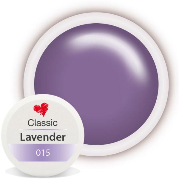 Classic Farbgel 015 Lavender 5ml