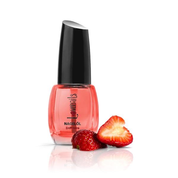 Lovenails Nagelöl Erdbeere 15ml