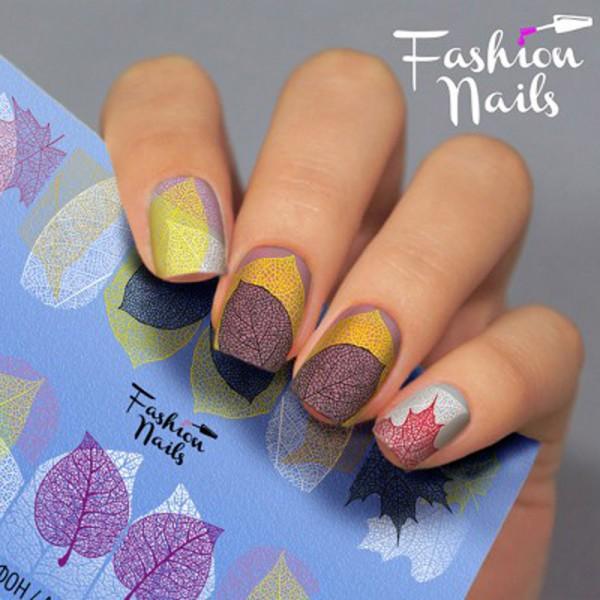 Airbrush Nail Slider 38