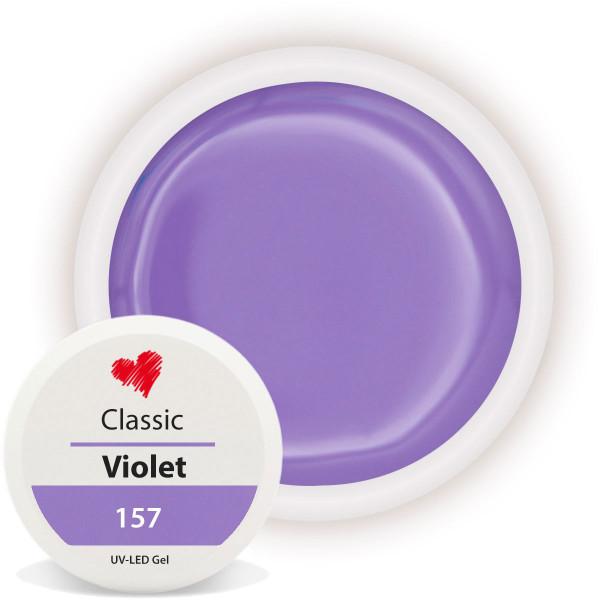 Violet UV Farbgel Classic