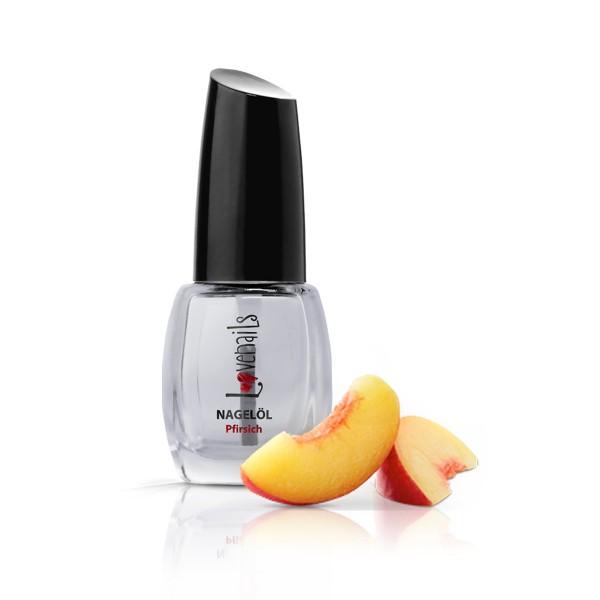 Lovenails Nagelöl Pfirsich 15ml