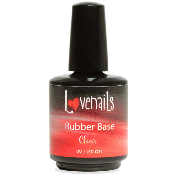 Rubber Base Clear 15ml