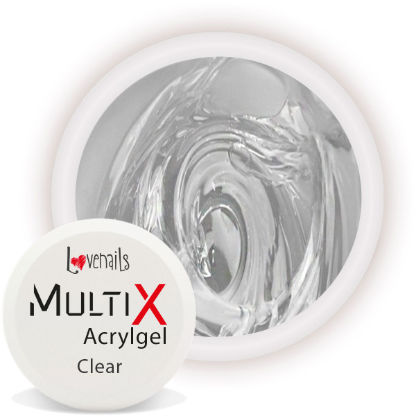 Multi-X AcrylGel Clear 5ml