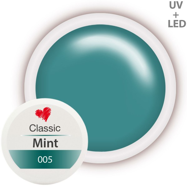 Classic Farbgel 005 Mint 5ml