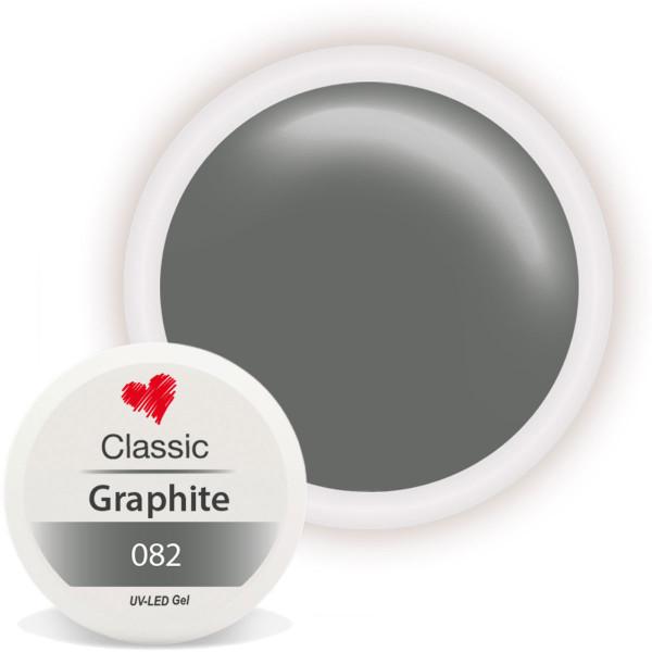 Classic Farbgel 082 Graphite 5ml