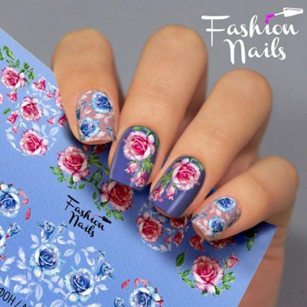 Airbrush Nail Slider 35