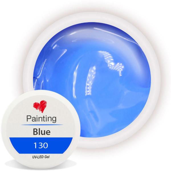 Painting Gel Blau für Schnörkel & Gelmalerei