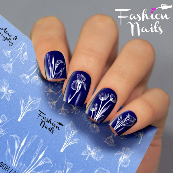 Airbrush Nail Slider 9