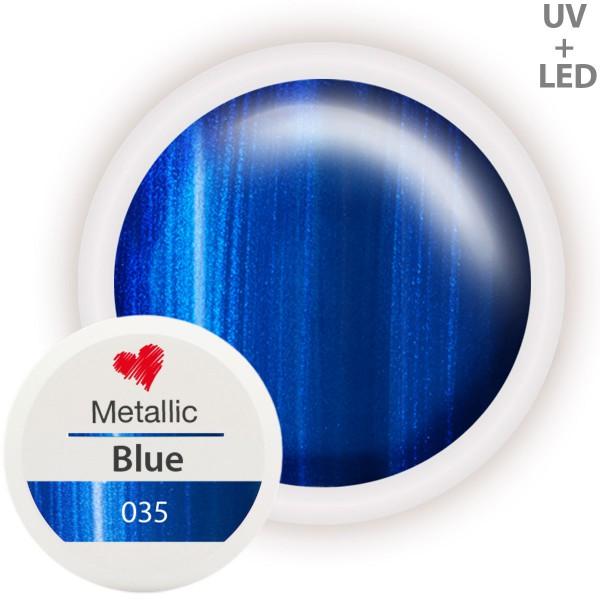 035-Metallic-Farbgel-Blue