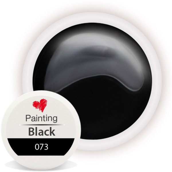 Painting Gel 073 Black 5ml