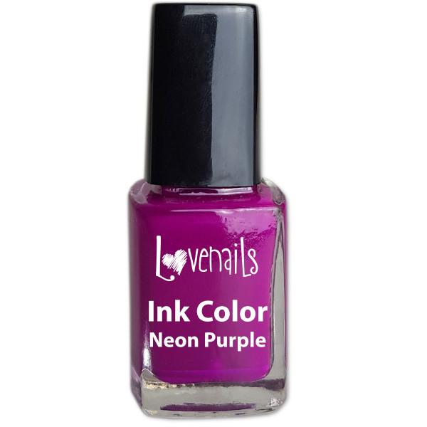 Ink Color Neon Purple 12ml