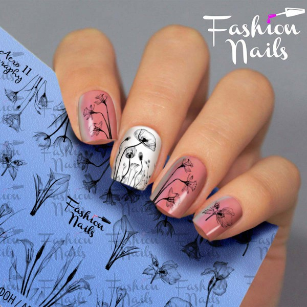 Airbrush Nail Slider 11