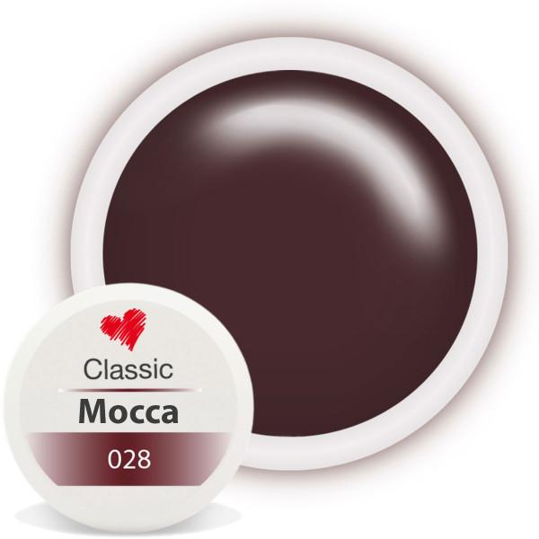 Classic Farbgel 028 Mocca 5ml