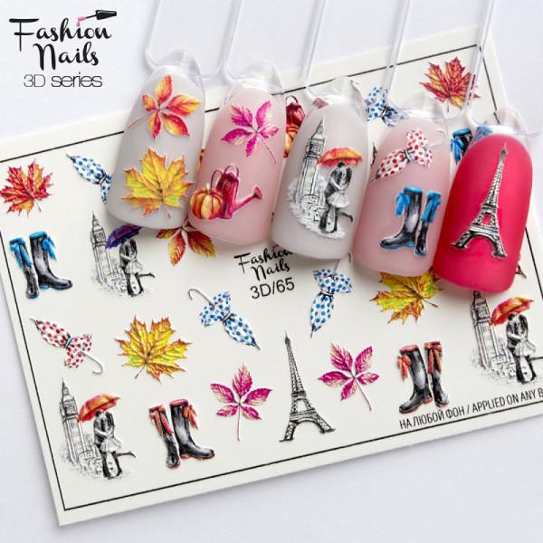 Nail Slider Herbst Fashion Nails