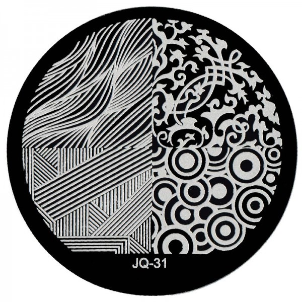Stamping Schablone JQ-31