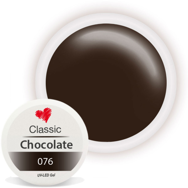 Classic Farbgel 076 Chocolate 5ml